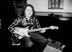"""winwoods: """"""""Rory Gallagher in 1989 """" """""""