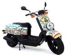 Yamaha Giggle Scooter