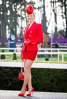 Anne-Marie-McManus Race Day Fashion, Celebrity Gossip, Ladies Day, Beautiful Women, Racing, Legs, Female, Celebrities, Beauty