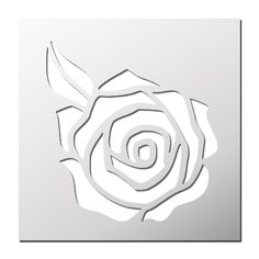 Quilling Patterns, Stencil Patterns, Embroidery Patterns Free, Wood Patterns, Stencil Designs, Applique Designs, Rose Stencil, Stencil Art, Painting Tile Floors