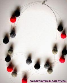 Color Fountain: Melanżowe kropelki z akcentem