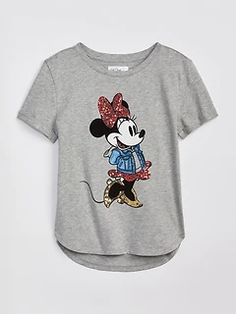Original Disney Minnie Mouse T-Shirt Top for Kid/'s Girl/'s Sizes 2-24 Months