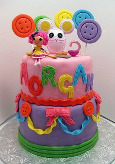 lalaloopsy birthday cake melbourne