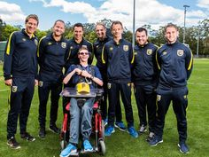 Nice community-building story re Jake Banks and #CCMariners.  #ALeague