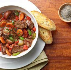 #Bestof2012 Slow Cooker Beef Stew, Spice Islands