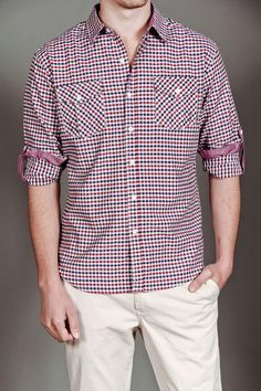 One90One Taygete Woven Shirt