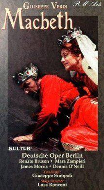 Macbeth (1987) Poster
