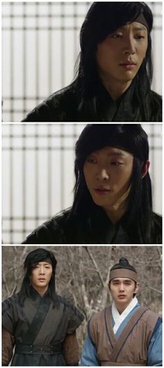 Ruler master of the mask Shin hyun soo Chung woon