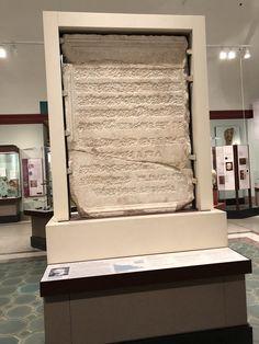 Sara Bond: A marble block inscription from Puteoli revealing memory sanctions (damnatio memoriae) against the emperor Domitian in 96 CE. Marble Block, Roman Britain, Emperor, Bond, Roman Empire