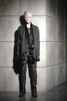 MANMADE NATURAL Fall / Winter 2012 Menswear Lookbook