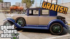 GTA 5 ONLINE 1.24 - REGALANDO EL ALBANY ROOSELVET Y DINERO INFINITO!! GT...