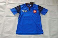 Cheap France Soccer Team Blue Replica Shirt [D281]