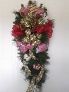 Christmas Swag by LPholidays -  75.00 -Whimsy