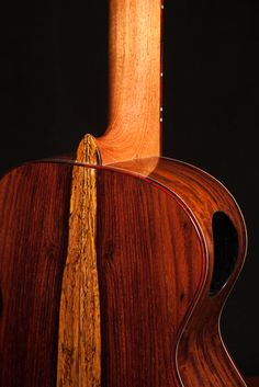 Handcrafted Granadillo Lichty Ukulele - visit The Ukulele Site to see and hear more - http://www.theukulelesite.com/lichty-custom-tenor-granadillo-cedar.html
