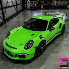 Porsche GT3RS (2016) protected by nanoceramic from Ceramic Pro brand! #ceramicpro #russia #automotive #porsche