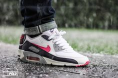 Mikee Polo Nike Air Max 90 Coral Rose 540x359