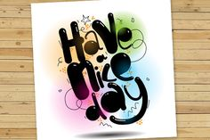 Have a nice day by pa3x on Creative Market