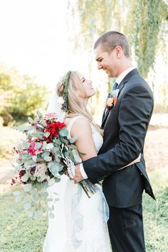 Fig & Pomegranate Inspired Fall Wedding Inspiration|Photographer: Mae Batista Photography