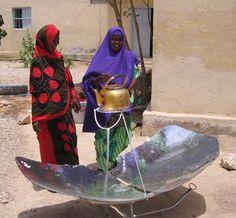 Mariposa cocina Somalia