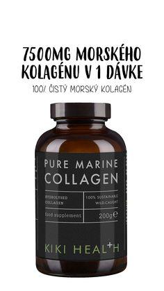 Nie je kolagén, ako kolagén. Ten náš je 100% čistý morský hydrolyzovaný kolagén a vidíte dobre -v jednej dávke obsahuje až 7500 mg kolagénu I. typu, ktorý sa v ľudskom organizme vyskytuje najčastejšie. A aby toho nebolo málo, pochádza z trvalo udržateľného hospodárstva. Chcete sa dozvedieť viac? Kliknite na odkaz a čítajte ďalej. G 1, The 100, Pure Products, Health, Salud, Health Care, Healthy