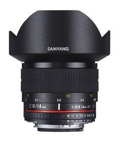 SAMYANG 14 mm f / 2.8 IF ED UMC Wide-angle Lens - for Canon