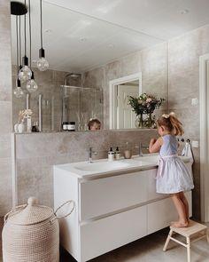 Bathroom Inspo, Traditional Bathroom, Double Vanity, New Homes, Interior Design, Bathrooms, Home Decor, Decorating, Future