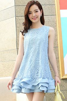 Sweet Layer Dress