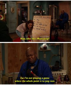 """When he didn't want to play a board game: 27 Titus Andromedon Quotes That Will Make You Say """"Same TBH"""" Unbreakable Kimmy Schmidt Quotes, Snl News, Ellie Kemper, New Girl Quotes, Are You Not Entertained, Make Em Laugh, Cartoon Network Adventure Time, Comedy Central, Amazing Quotes"""