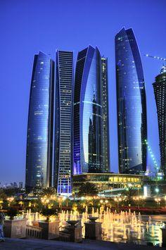 Building in Abu Dhabi