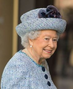 Queen Elizabeth, Mar 13, 2017 in Angela Kelly | Royal Hats