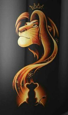 Nette neue Tapetenpasswort Ideen Cute new wallpaper password ideas Lion King Drawings, Lion King Art, Lion Art, The Lion King, King Simba, Disney Phone Wallpaper, Cartoon Wallpaper, Wallpaper Backgrounds, Wall Wallpaper