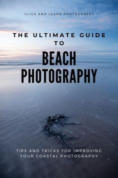 Beach Photography Tips, Photography Settings, Landscape Photography Tips, Photography Basics, Photography Lessons, Photography For Beginners, Photography Camera, Photography Tutorials, Learn Photography