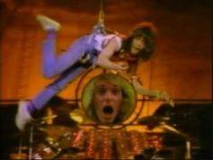 Van Halen - Panama (Music Video)