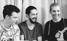 "#Tokio #Hotel ""I'd rather die than be famous"""