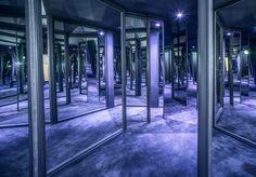 Mirror Maze Fairmont Resort
