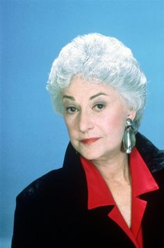 Bea Arthur from The Golden Girls and Maude Girl Pictures, Girl Photos, Dorothy Zbornak, Bea Arthur, Betty White, All In The Family, Tv Guide, Golden Girls, American Actress