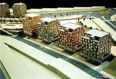 Resultado de imagen para maqueta urbanistica
