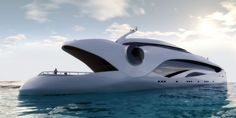 Whale of a Yacht