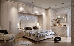 Marvelous wardrobes and bedroom furniture ideas
