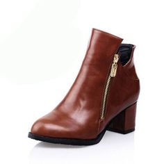 2014 Winter British Style Casual Women's Shoes Martin Boots DSH-335052 - TinyDeal