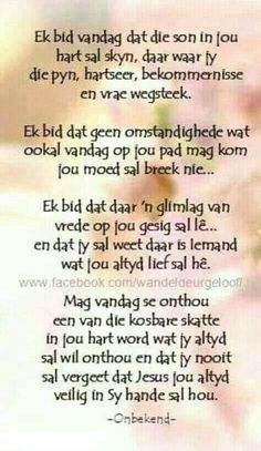 Spiritual Birthday Wishes, Birthday Wishes For Men, Special Words, Special Quotes, Prayer For Anxiety, Afrikaanse Quotes, Inspirational Prayers, The Secret Book, Good Morning Wishes