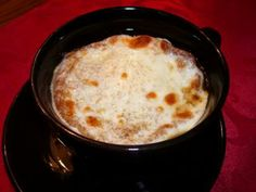 Applebee's French Onion Soup