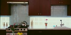window as backsplash