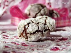 Chocolate Crinkles (fotorecept)