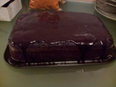Bolo de Chocolate de Aniversário na Yammi | YammiYammi