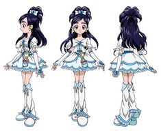 pretty cure max heart cure white - Buscar con Google
