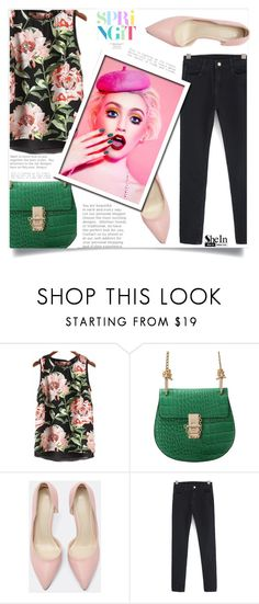 """""""Shein"""" by aida-banjic ❤ liked on Polyvore featuring shein"""