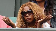Mom Oracene Price and Robbye Poole dish on Serena's love life in the New York Post.