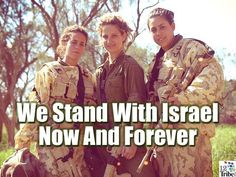 Israel is forever, and friends of Israel stand with her.