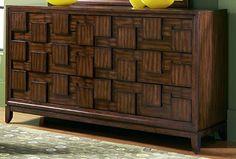 Campton Dresser #storage by CORT